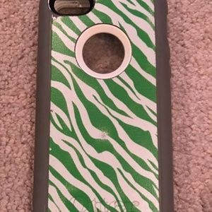 Otterbox iphone 5c case used but great condition